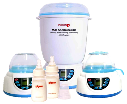 Pigeon Multi-Function Sterilizer - 3 in 1