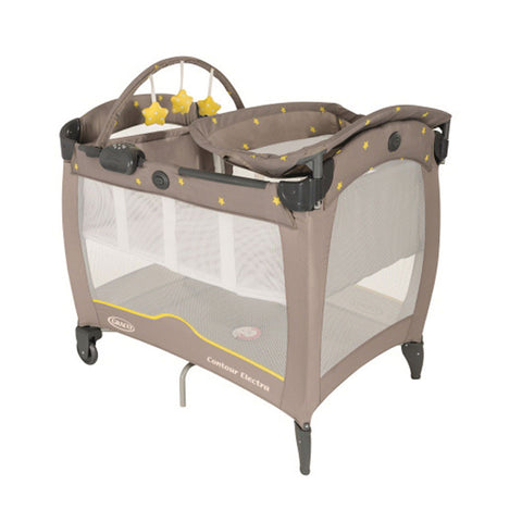 Graco Pack n Play Contour Electra Travel Cot