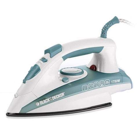 Black+Decker 1750W Steam Iron