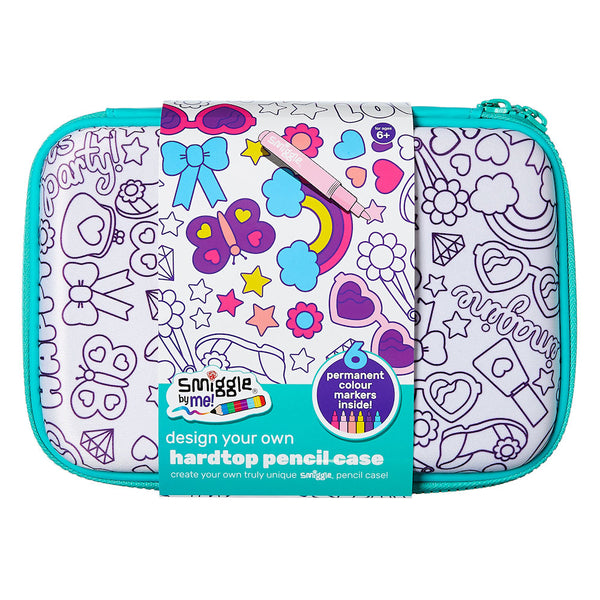 Smiggle DIY Hardtop Pencil Case