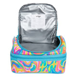 Smiggle Color Blast Double Decker Lunchbox