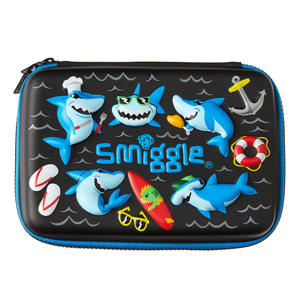 Smiggle Hello Scented Hardtop Pencil Case
