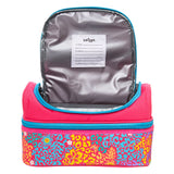 Smiggle Tropi-cool Double Decker Lunchbox
