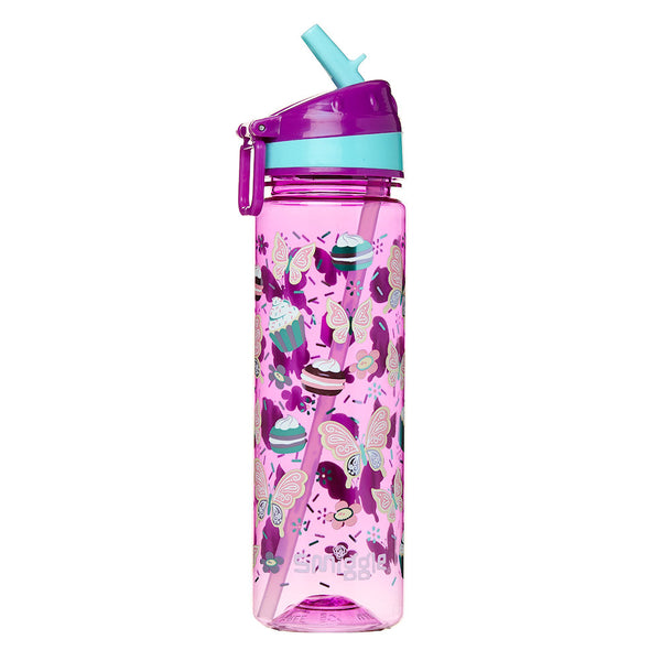 Smiggle Universe Drink Up Straight Bottle