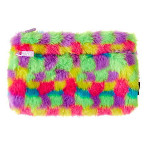 Smiggle Furry Snazzy Pencil Case