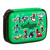 Smiggle Xtreme Double Up Hardtop Pencil Case