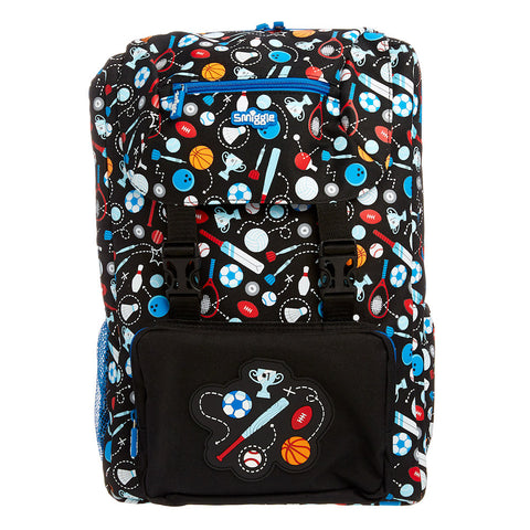 Smiggle Mash Up Fold Over Bag