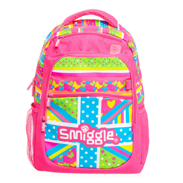 Smiggle Union Jack Backpack