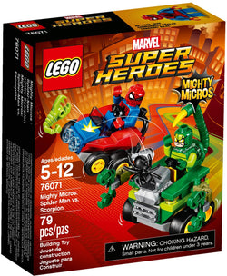 LEGO Super Heroes Mighty Micros: Spider-Man vs. Scorpion