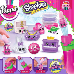 Poppit S1 Shopkins Ballet Collection