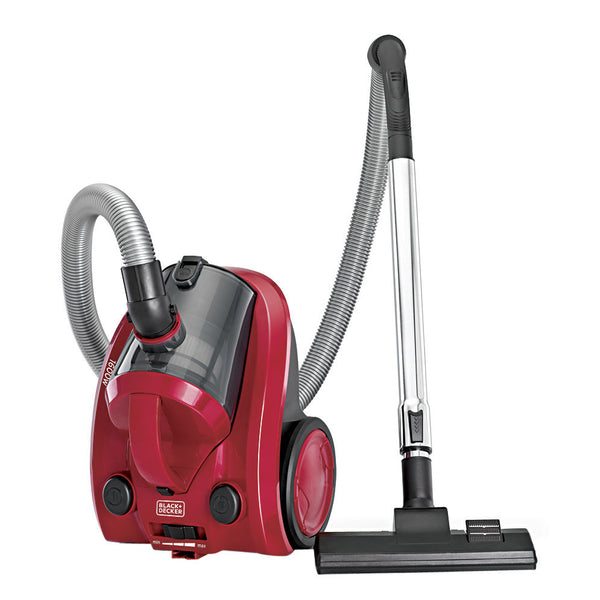 Black+Decker 1600W Vacuum Cleaner - Bagless