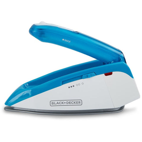 Black+Decker Dual Voltage Travel Steam Iron