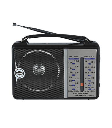 Bright 4-Band Radio BR-4015