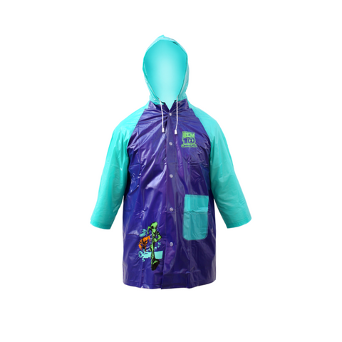 Rainco Ben 10 Kid Raincoat