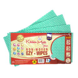 Non-Woven EZY Extra Large Wipes (3 Pack Bundle)