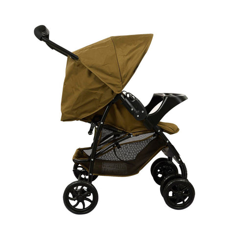 Graco Mirage Plus Solo Stroller - Black Olive