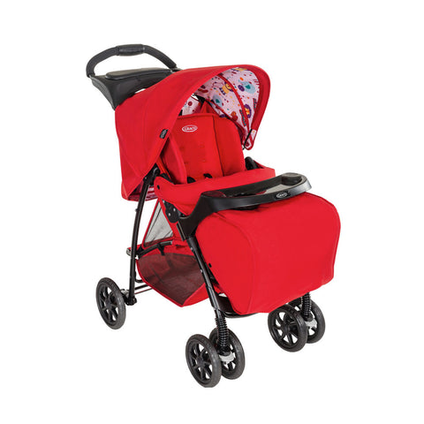 Graco Mirage Plus Circus Baby Stroller