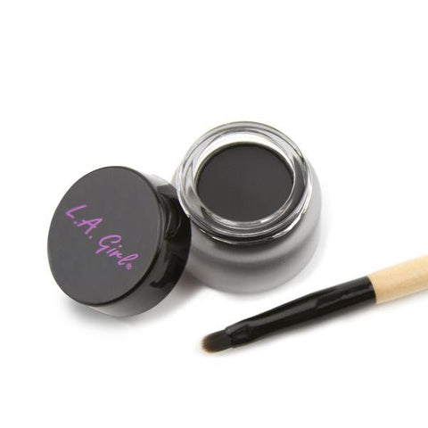 L.A. Girl Gel Liner Kit - Very Black