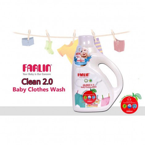 Farlin Baby Clothing Detergent - 1000ml