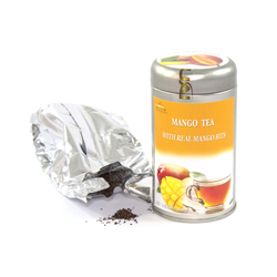 Black Tea with Mango - Loose Leaf 100g