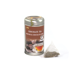 Black Tea with Chocolate - 24 Tea Bags