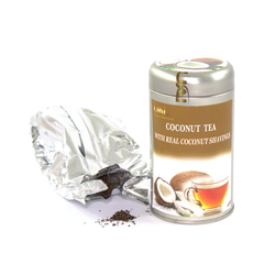 Black Tea with Coconut - Loose Leaf 100g