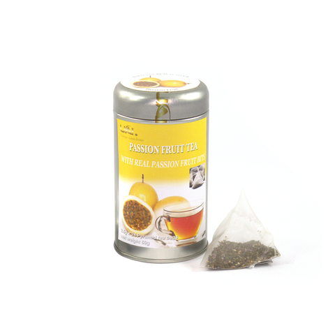 Black Tea with Passion Fruit - 24 Tea Bags