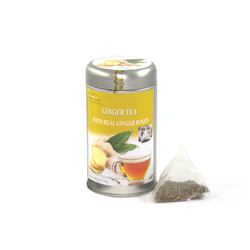 Black Tea with Ginger - 24 Tea Bags