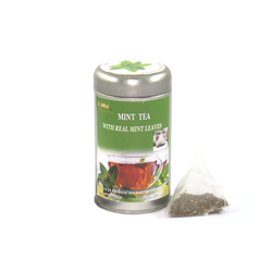 Black Tea with Mint - 24 Tea Bags