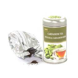 Black Tea with Cardamom - Loose Leaf 100g