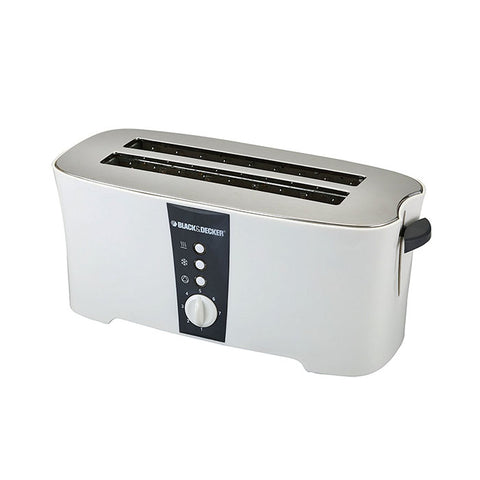 Black+Decker Cool Touch 4 Slice Toaster