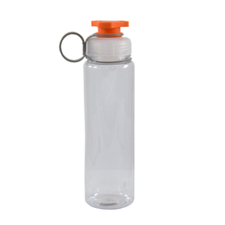 Multi-Purpose Water Bottle with Finger Loop (Large)
