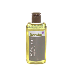 Baraka Hairmenn - Herbal Hair Oil