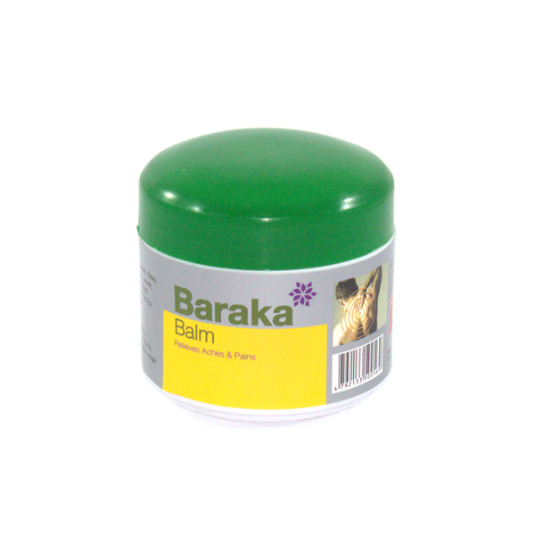 Baraka Balm - Relieves Aches & Pains