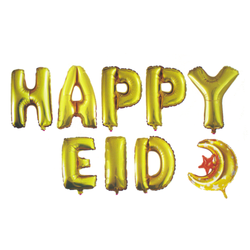Happy Eid Ballons