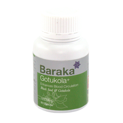 Baraka Gotukola Plus - Enhances Blood Circulation