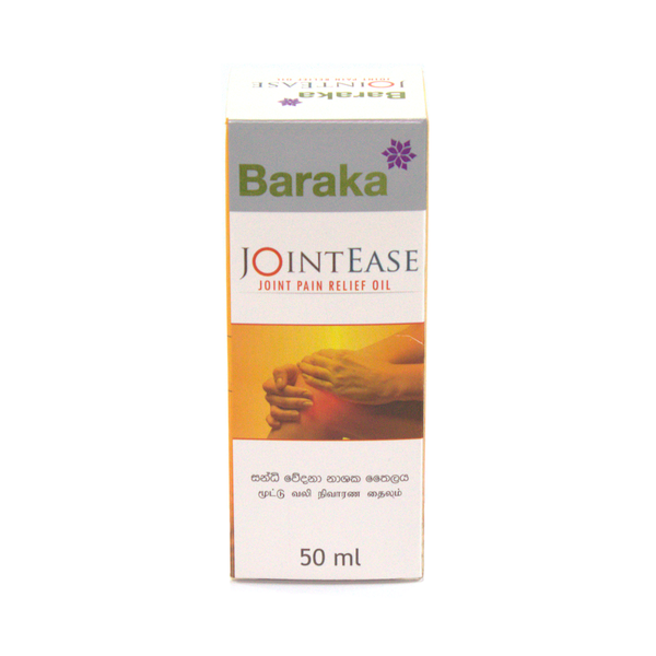 Baraka JointEase - Arthritic Pain Relief Oil - 50ml