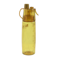 Multi-Functional Sprout Spray Water Bottle