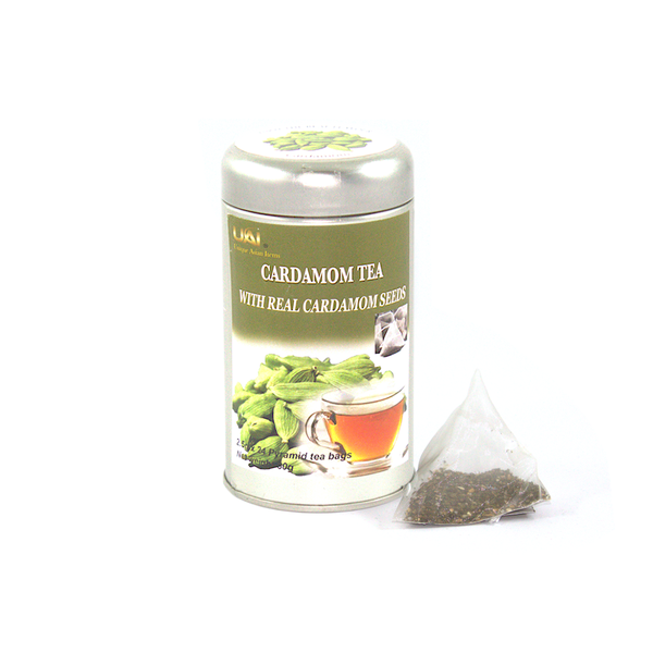 Black Tea with Cardamom - 24 Tea Bags