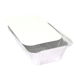 Aluminium Food Container - 650ml