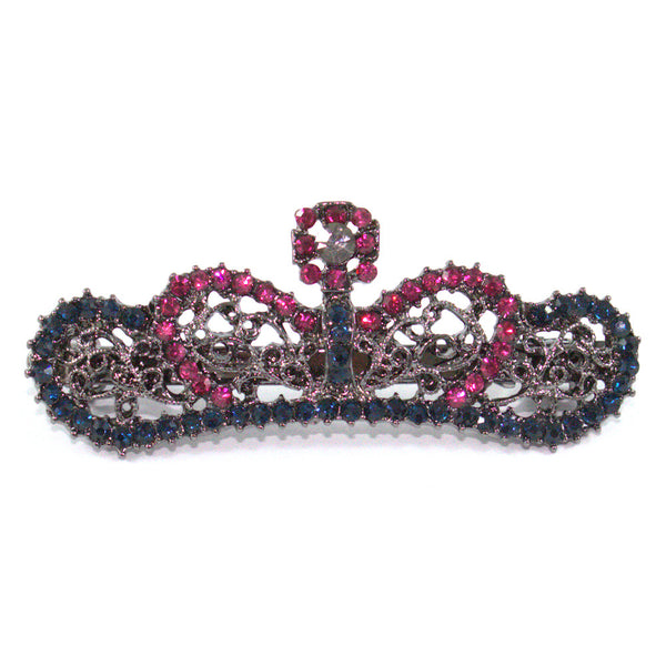 Vintage Crown Design Hair Accessory