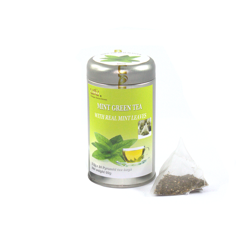 Green Tea with Mint - 24 Tea Bags