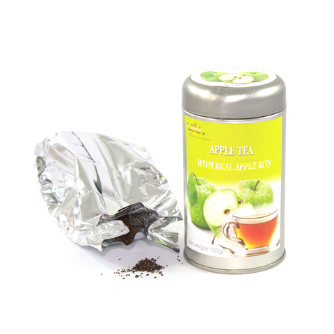 Black Tea with Apple - Loose Leaf 100g