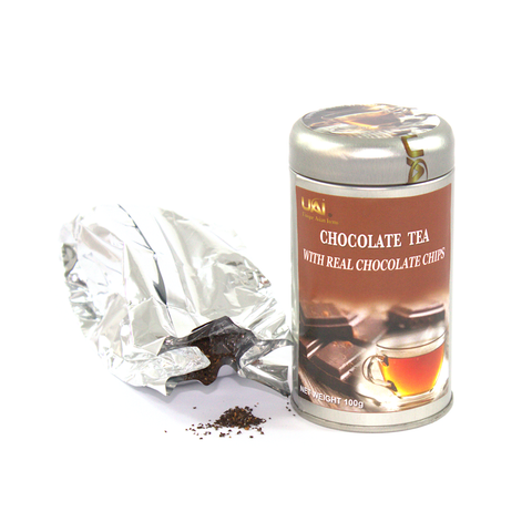 Black Tea with Chocolate - Loose Leaf 100g