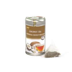 Black Tea with Coconut - 24 Tea Bags