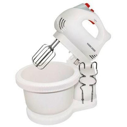 Black+Decker Mixer with Bowl