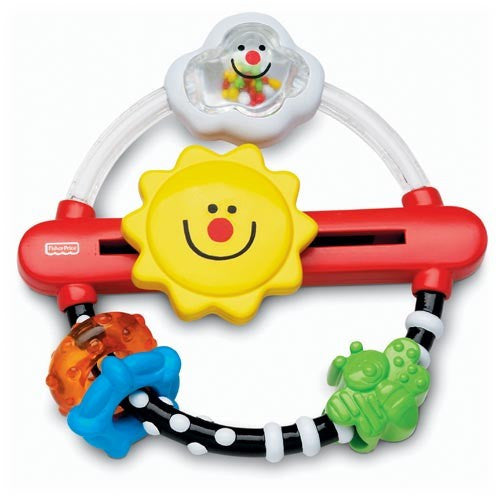 Fisher Price Miracles & Milestones Sunshine Activity Ring