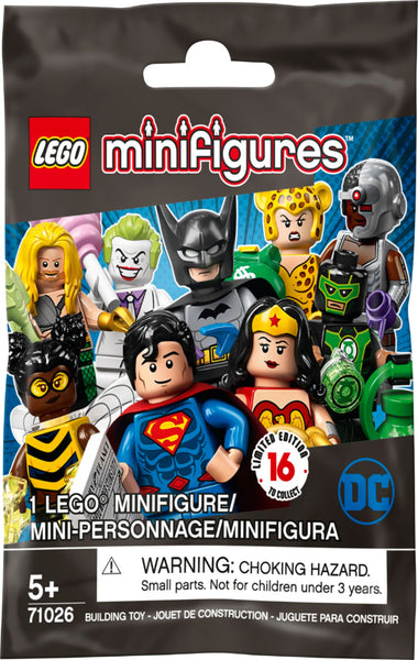 Lego Dc Super Heroes Series