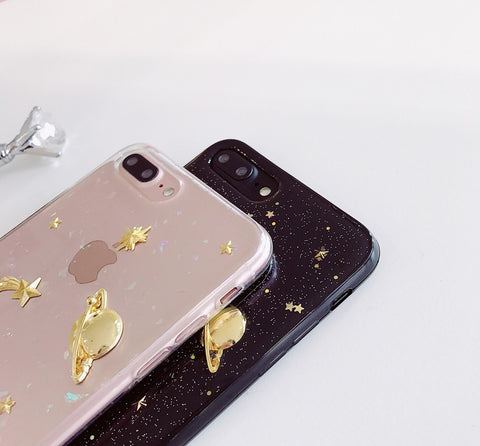 Space Gal Phone Case
