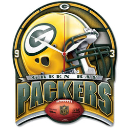 NFL Green Bay Packers Clock